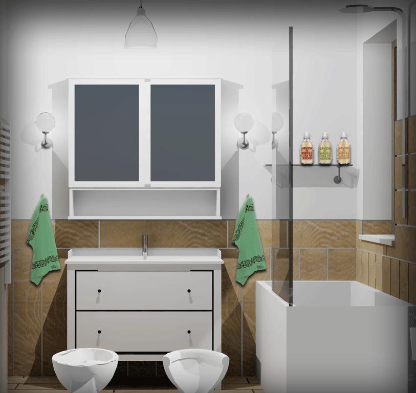 Progetta il tuo bagno esempi archigraphia for Progetta il tuo bagno