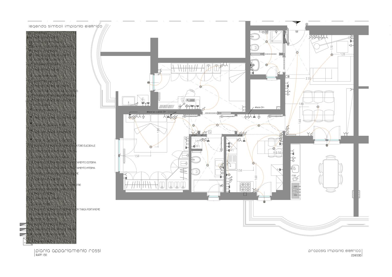 Progetta la tua casa esempi archigraphia - Progetta la tua casa ...